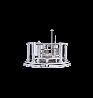 Thomas Mercer Marine chronometer movement