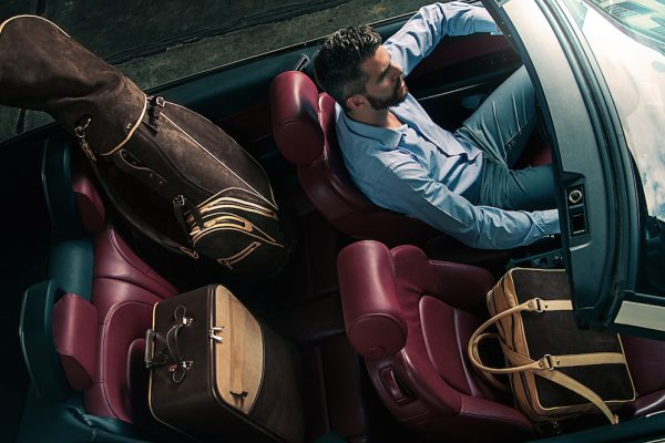 Leading company in leather for interior of yachts, architecture & interiors