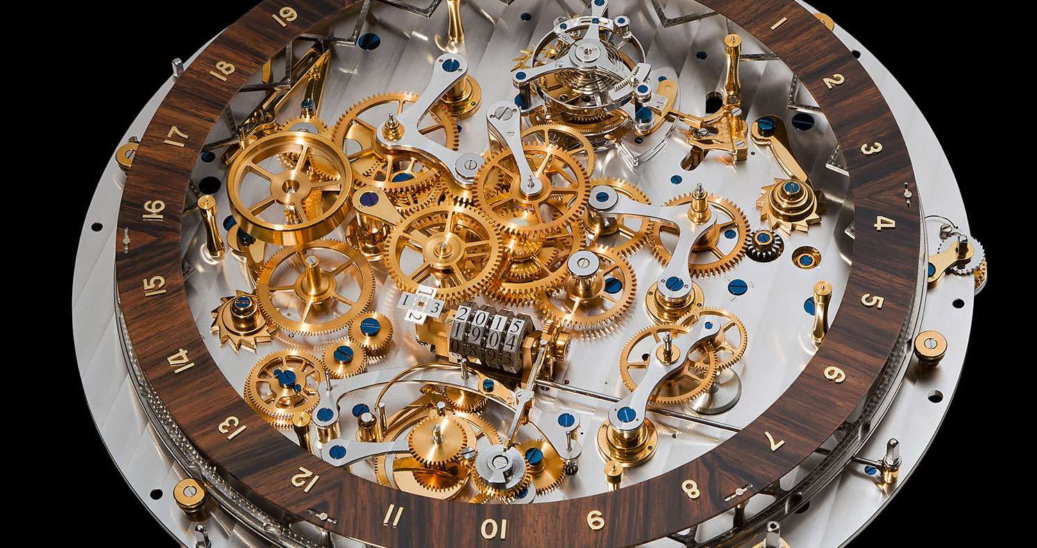 What is tourbillon, perpetual calendar, equation of time here explained.