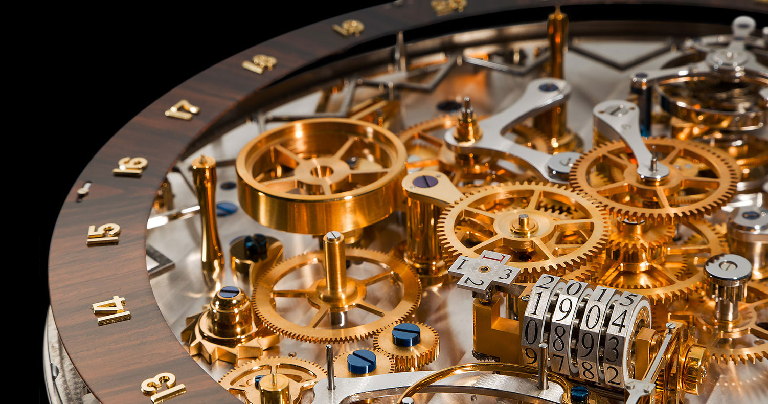 Marine chronometer as complicated as a gmt watch & tourbillon watches