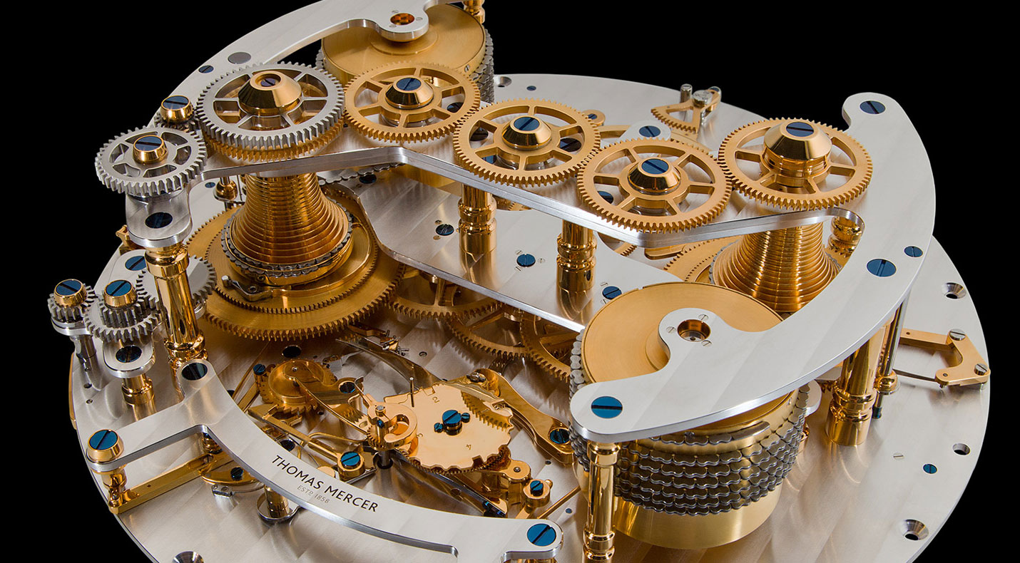 The marine chronometer for architect architecture and architects design.