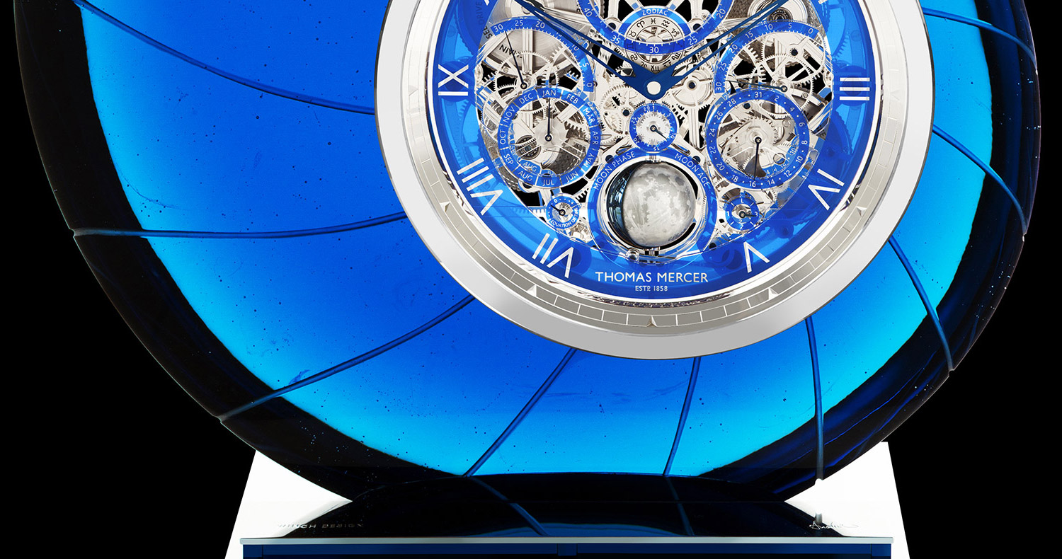 The celebration of horology: perpetual calendar and equation of time