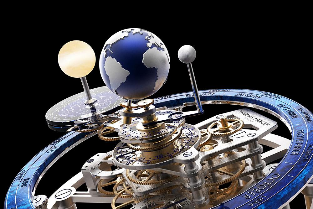 Astronomical Movement - Tellurium