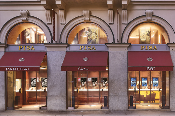 One of the world's leading watch boutiques