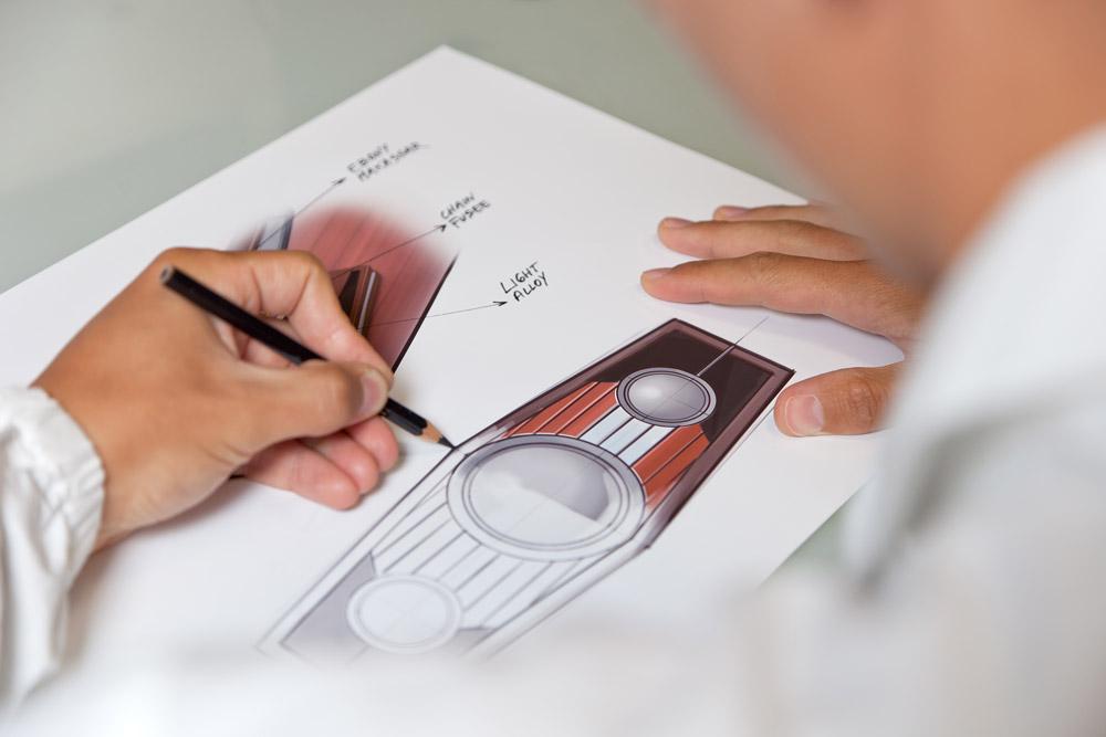 Bespoke design – custom piece