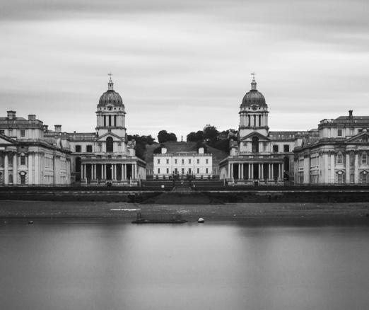 The Greenwich Maritime Museum and Observatory