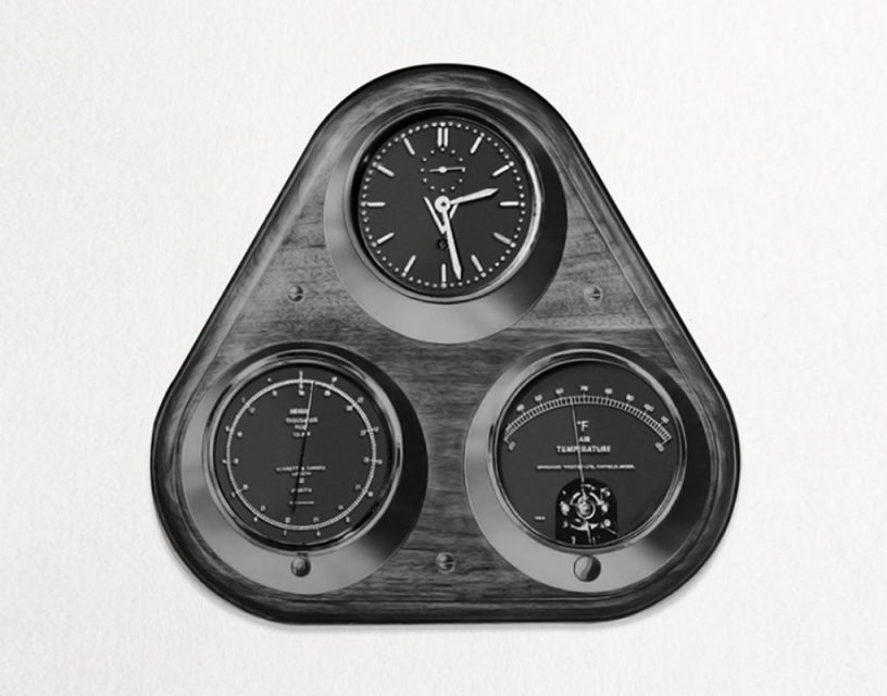 Chronometer made for Sir Winston Churchill private aircraft - my aerial yacht