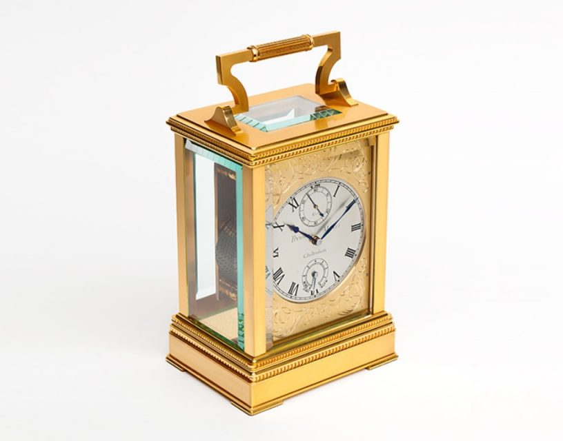 Prospect table clock