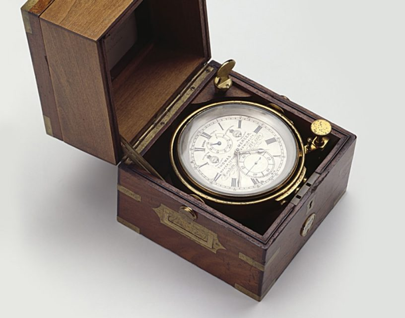 Marine Chronometer 5229 used by Sir Ernest Shackleton
