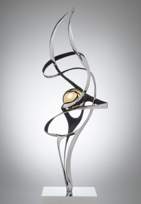 London on Art gallery: pieces of art perfect for superyacht interiors.