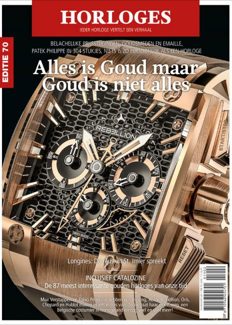 Horloges Issue 70 - Thomas Mercer Press