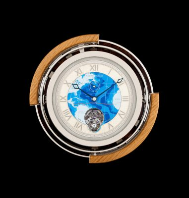 The Legacy marine chronometer tribute to Sir Francis Chichester