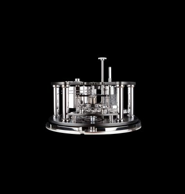 Thomas Mercer Marine chronometer movement