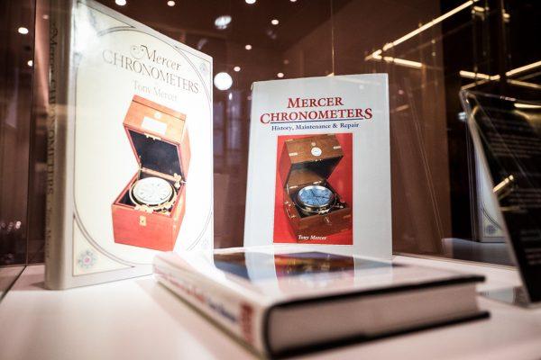 Thomas Mercer Chronometers Museum and Books