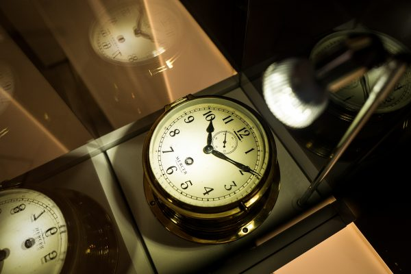 Superyachts, Yacht Interiors, Chronometers and Horology in Milan.