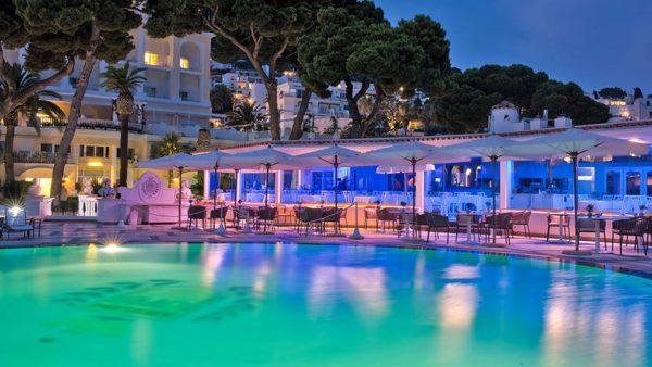 Capri, Italy – luxury setting for Thomas Mercer Bespoke Furniture award.