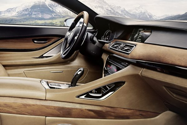 Foglizzo: heritage and experience in hand tooled leather for antique cars.