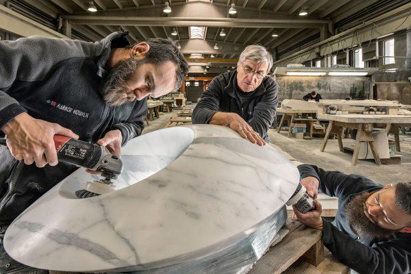 Marmor Hotavlje – hand made stone sculptures & marble sculptures.