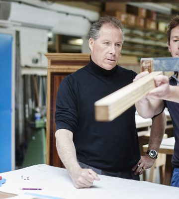 House Luxury: Linley, London Interior Designer & Bespoke furniture maker