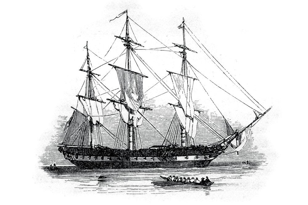 Origins of the marine chronometer