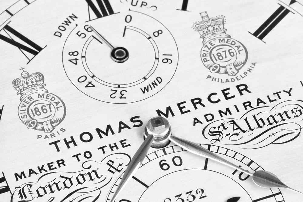 THE MARINE CHRONOMETER - AUTHENTICITY